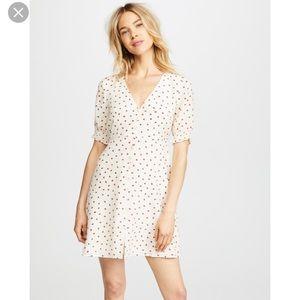 Madewell strawberry dress